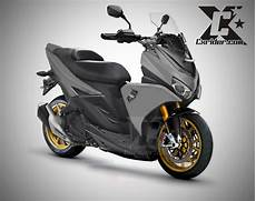 Modifikasi Motor Aerox by Modifikasi Motor Aerox Gambar V