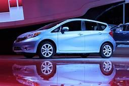 2014 Nissan Versa Note 2013 Detroit Auto Show First Photos