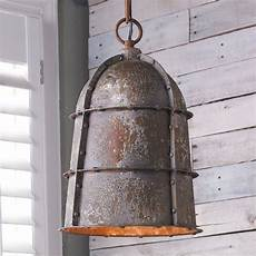 industrial fusion pendant large shades of light