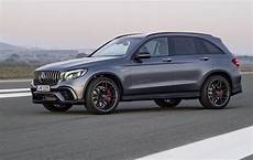 Mercedes Amg Glc 63 Revealed Most Powerful Suv In The
