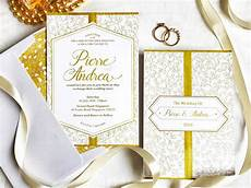Invitation Card For The Wedding