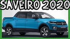 photoshop volkswagen saveiro 2020 rival da fiat toro