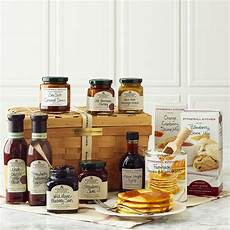 New Kitchen Gifts by Stonewall Kitchen Berry Breakfast Gift Basket