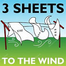 three sheets to the wind stock vector 169 cteconsulting