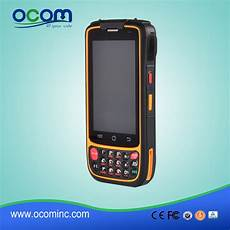 mobile with android mobile screen barcode scanner pda with android os