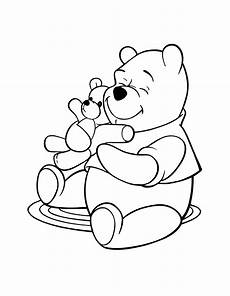 winnie the pooh coloring page tv series coloring page