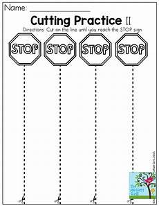cutting practice tons of fun effective and resources preschool preschool