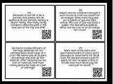multi step equation word problems 28 task cards by 4 the
