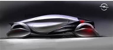 Car Design And My Life OPEL 2030