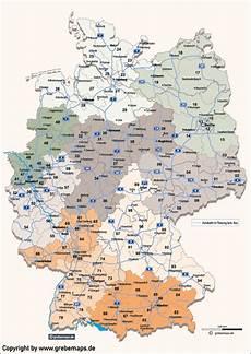 plz karte nrw deutschland postleitzahlenkarte vektor plz 2 mit