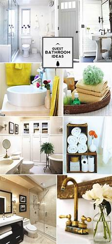 guest bathroom ideas guest bathroom ideas that make them feel at home home tree atlas