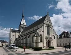 Abbatiale Notre Dame La Blanche De Selles Sur Cher Wikip 233 Dia