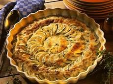 Kartoffel Zucchini Gratin Rezept Eat Smarter