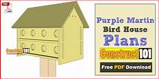 purple martin houses plans purple martin bird house plans 16 unit construct101