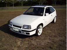 1989 Vauxhall Opel Astra Gte 16v Fairmonty Shannons Club