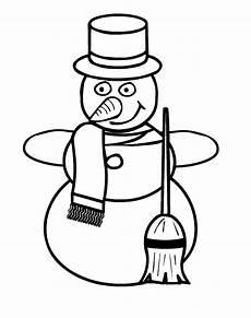 weihnachten schneemann malvorlagen malvorlagen1001 de