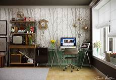 Small Home Decor Ideas Images by 20 Idee Di Design Per Arredare Uno Studio In Casa
