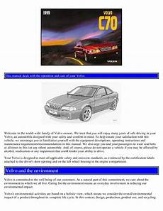 auto manual repair 2004 volvo c70 electronic toll collection 1999 volvo c70 owners manual just give me the damn manual