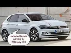 new generation volkswagen polo 2020 india