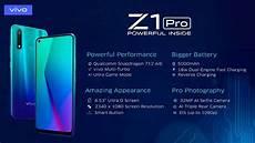 Harga Vivo Z1 Pro Dan Spek Pakai Snapdragon 712