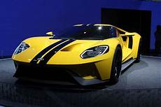 Sports Car Wallpaper 2015 Ford by Gallery Ford Gt Unveiled In Stunning Yellow Suit