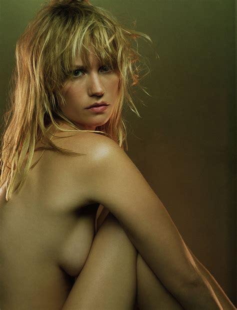 January Jones Nude