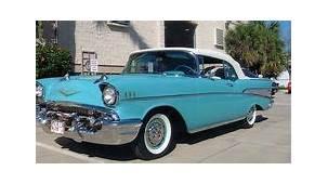 1957 Chevrolet Paint Color Chips Auto Colors