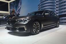 bmw m760li xdrive bmw m760li xdrive now boasts 600bhp from turbo v12 auto express