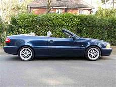 Volvo 2003 C70 2 0 T Convertible Manual 163 2500 Car For Sale