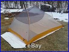 tyvek tent big agnes fly creek ul2 ultralight backpacking tent with tyvek ground sheet