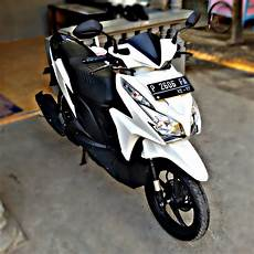 Modifikasi Vario Terbaru by Modifikasi Motor Vario Pgm F1 Modifikasi Yamah Nmax