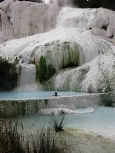 fosso bianco bagni di san filippo tuscany tuscan springs fosso bianco in bagni san