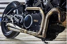 Yamaha Xv750 Cafe Racer Exhaust