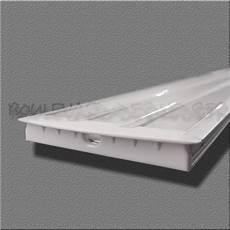 profilé led encastrable profil 233 aluminium encastrable 3 bandes pour led