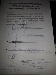 greve em uberl 226 ndia apag 227 o coleta de assinaturas de