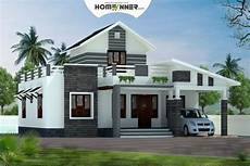 low cost house plans kerala style low cost kerala home design 1379 sq ft 2 bhk house plan in