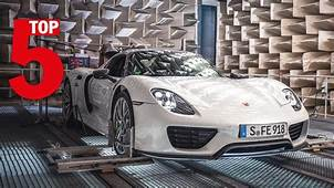 Porsche Top 5 Series – Best Sounds  YouTube