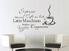wandtattoo kaffee wandtattoo wortwolke kaffee mit kaffeesorten wandtattoo com