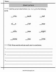 silent letter worksheets free printable 23760 17 best images of silent e worksheets phonics worksheets silent letters and vowel