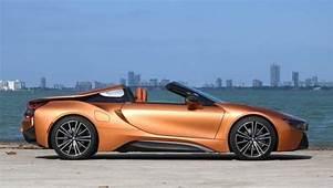 2020 BMW I8 Roadster Specs Interior Vehicle Range  2021