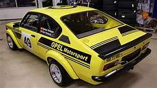 Opel Kadett C Gte Racing Cupe