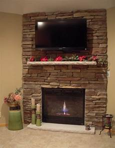 Fireplace With