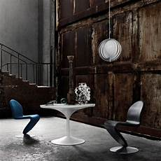 lights chairs table by verner panton design