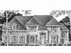 eplans house plans eplans new american house plan four bedroom new american