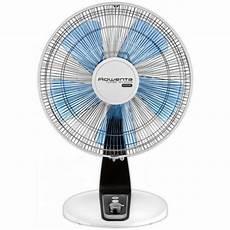 ventilateur de table silencieux ventilateur de table turbo silence rowenta