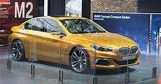 Bmw Concept Compact Sedan Predicts 1 Series Sedan