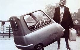 Peel P50  The Worlds Smallest Car 2