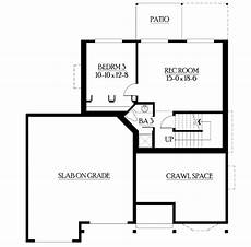 house plans with finished basements compact house plan with finished basement 23245jd