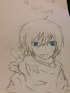 Gambar Anime Keren Pensil