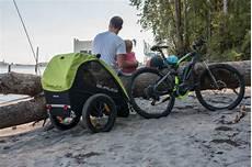 e bike anhänger e bike fahren mit anh 228 nger was gibt es zu beachten e